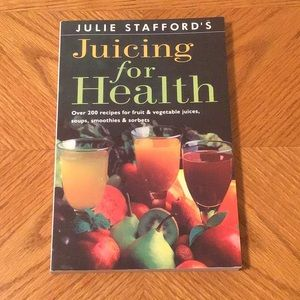 Other - Juicing for Health cookbook